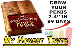 does the penis enlargement bible work